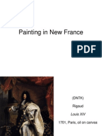 Painting in New France