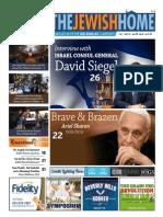 Consul General David Siegel Interview - The Jewish Home