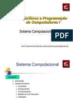 APC I - Aula 01 - Sistema Computacional