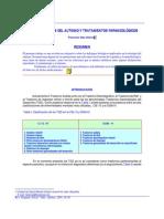 Bases Biologicas Del Autismo y Tratamientos Farmacologicos