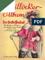 Carl Millöcker - Der Bettelstudent