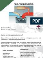 Sistemas Antipolucion Carb.