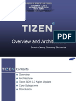 Tizen Overview and Architecture