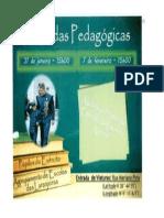 Cartaz Jornadas