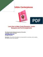 DIY Edible Centerpieces