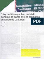 Entrevista a Ángel Villar en Magazine de La Línea y el Campo de Gibraltar