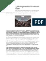 Debate Stoll- Palencia