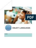 Enjoy Language within tourism Toolbox in German
