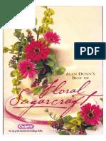 Floral Sugar Craft Alan Dunns