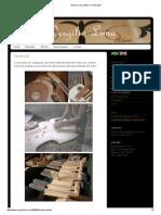 Vergilio Lima Luthier_ Construção