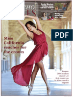 Miss California Front Page Oct. 4