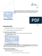 formatiranje teksta