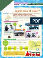 JR Hokkaido Mail Magazine-Jan 2014