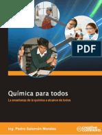 LIBRO QUÍMICA PARA TODOS
