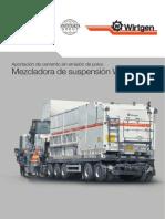 Mezcladora Wm 1000