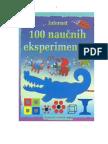 100 naučnih eksperimenata
