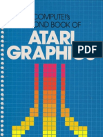 COMPUTE!'s Second Book of Atari Graphics