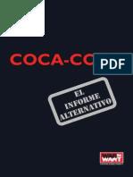 El Informe Alternativo Sobre CocaCola de War on Want