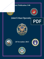 Joint Publication 3-06 Joint Urban Operations, Nov 2013