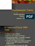 C6436 2nd Psychoanalytic