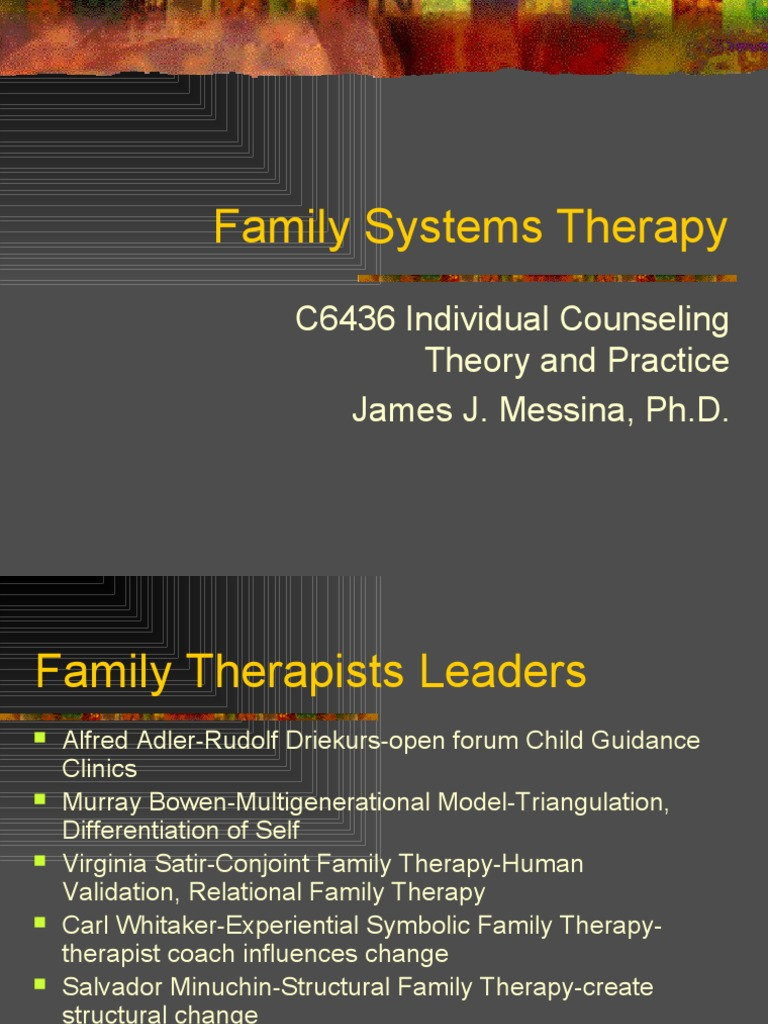 C6436 11th family psychotherapy family therapy biocorpaavc