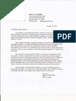 recommendation letter landes