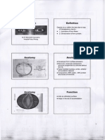 Cataract Lecture