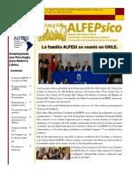 Alfepsico Vol 3 Nº7 distribución lista