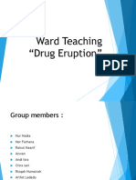 Drug Eruption