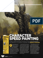 Character Speed Paint Tutorial