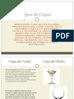 Tipos de Copas Perez Santiago Mabel.