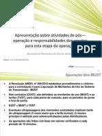 Apresentação para Amazonas Energia - MUST