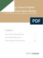 Managing a Stock Portfolio Using SER 144678