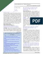 Hidrocarburos Bolivia Informe Semanal Del 21 Al 27 de Septiembre 2009