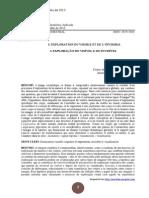 Fontanille, J. A EXPLORAÇÃO DO VISÍVEL E DO INVISÍVEL