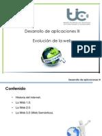 Evolucion de La Web PDF