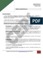 330 Resumo Direito Administrativo Roteiro de Estudos