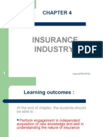 Chap 4 - Insurance Industry