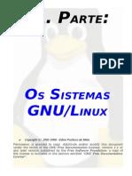 1. Os Sistemas GNU-Linux