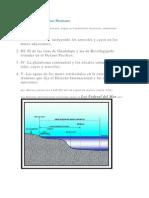 El Territorio Marítimo Mexicano