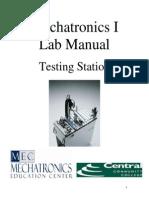 HG073-8.5_Mechatronics I Lab Book - Testing Station