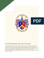 Livro Edward Hosken