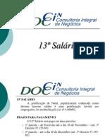 Departamento Fiscal 13 Salario Www.iaulas.com.Br
