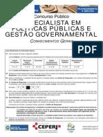 EPPGG - Conhecimentos Gerais(1)