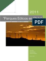 Parques Eolicos en Chile 1