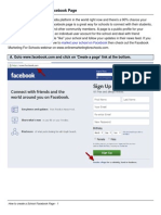 How to Create a School Facebook Page