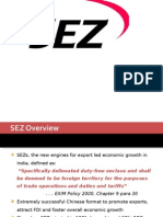 SEZs, The New Engines for Export Led Economic Growth In
