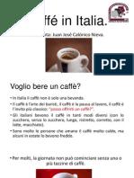 Caffé in Italia