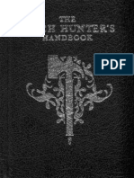 Guide to the Witch Hunter