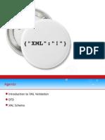 Session03 XML Validation DTD